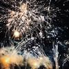Epcot fireworks are da bomb #epcot #disney #wguam17