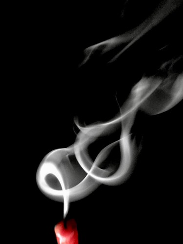 Smoking Music Notes !