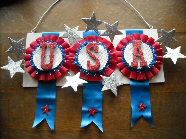 4th of July, Patriotic Decoration