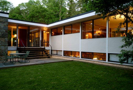 Open house mitchell residence lafayette hill pa for Sale moderne