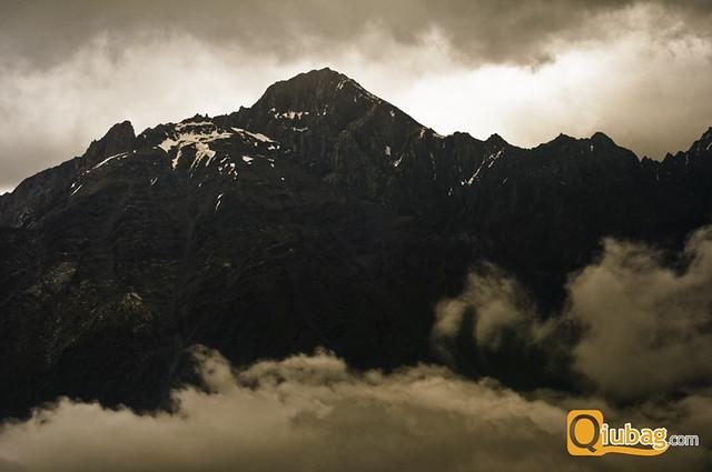 Gruzińskie góry