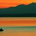 Tugboat, Chambers Creek Park, University Place, Washington by Don Briggs