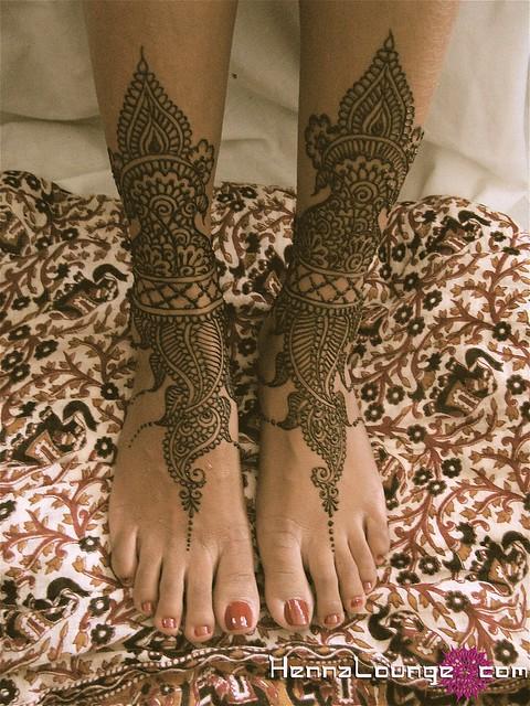 Ritisha's feet