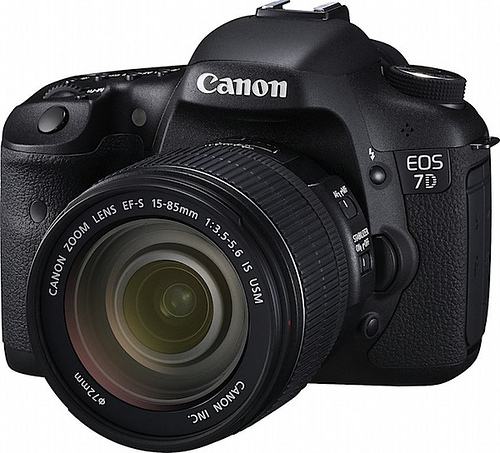 The Canon EOS 7D that I Preordered!