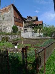 Škofja Loka - vrt v Karlucu