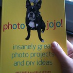I turned straight to pg 144 of the @photojojo book and am reading about light painting