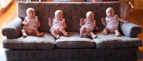 Quadruplets!