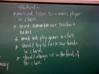 L&S Rules for Students 3