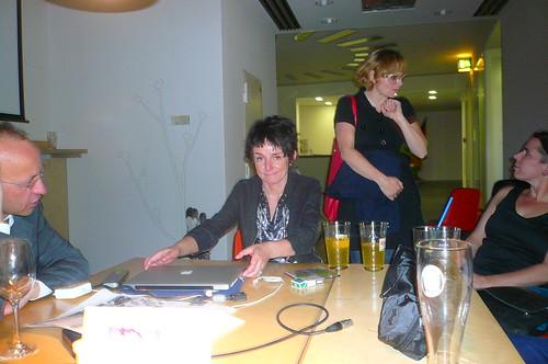 Annette Gloser im Frankfurter Kunstverein 2009