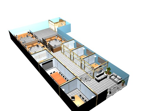 Office layout of accounting education just planning for Office layouts for small offices