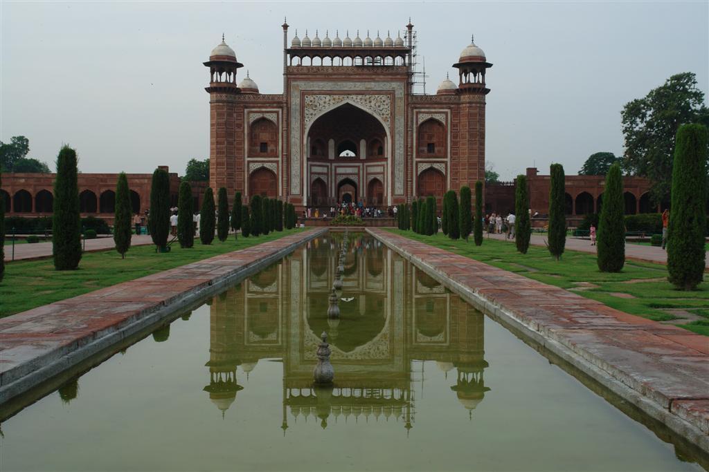 Darwaza de acceso al Taj Mahal taj mahal, la declaración de amor más grande - 3999118354 7b81d83921 o - Taj Mahal, la declaración de amor más grande