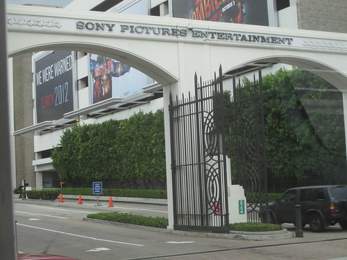 Digital Mission @ Sony Pictures