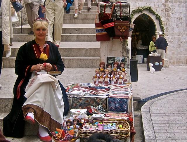 Dubrovnik, Souvenirs
