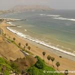 Lima's Coastline