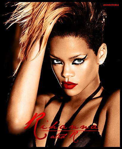Rihanna Rated R!
