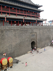 The South tower, Xi'an city wall