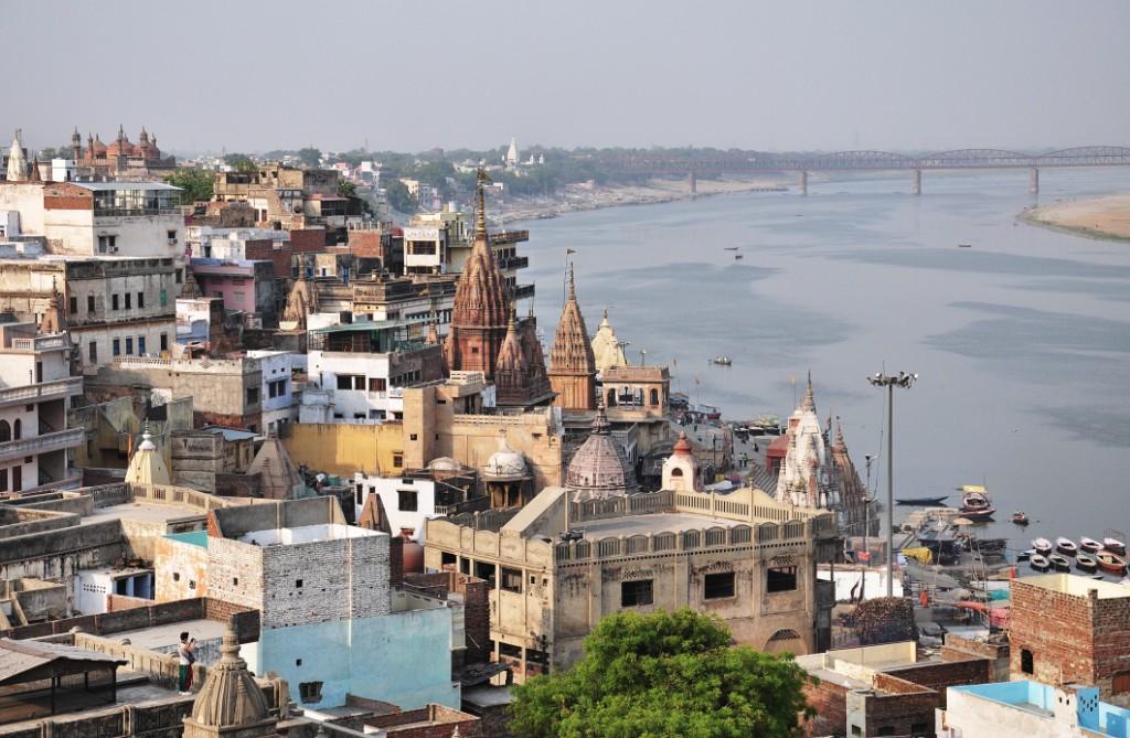 Varanasi Rooftops