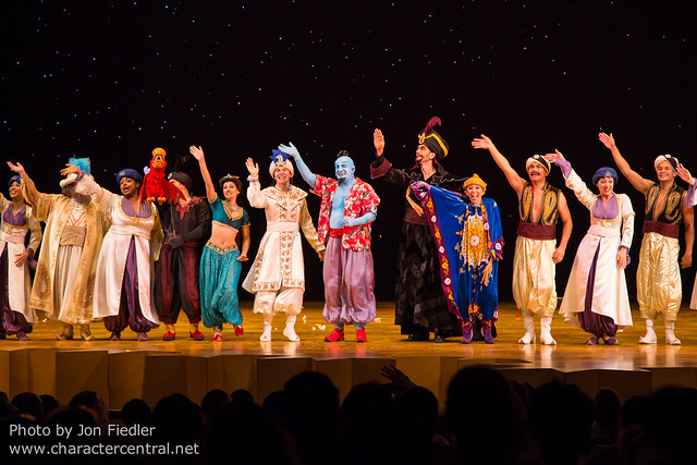 DDE May 2013 - Aladdin A Musical Spectacular