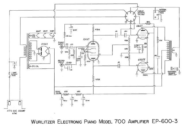 echoplex schematic
