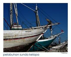 Sunda Kelapa Harbour