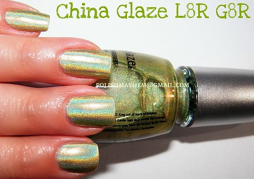 China Glaze LOL