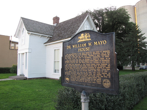 Dr. William W. Mayo House