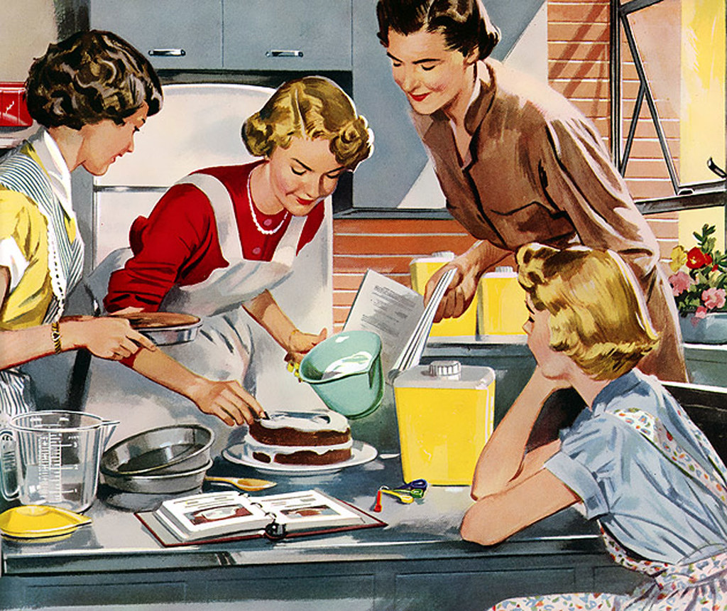 Dow ad 1952
