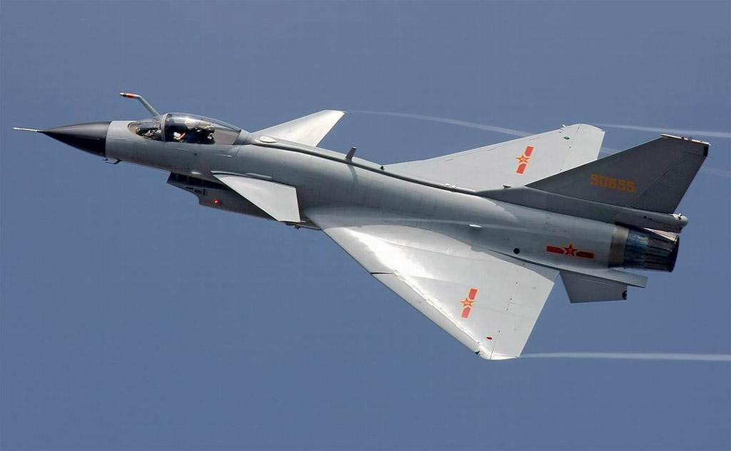 Fuerza Aérea china (2014)