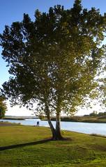 North End of Lake Overholser