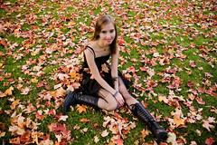 Model shoot - October 17, 2009
