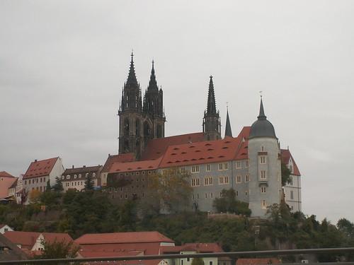 Abb. 10. Die Albrechtsburg in Meißen
