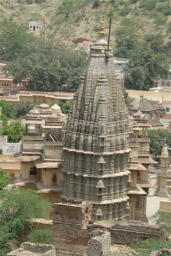 Maravillosos templos alrededor del Palacio fuerte amber, una de las siete maravillas de la india - 4142702683 2cd4144e53 - Fuerte Amber, una de las siete maravillas de la India