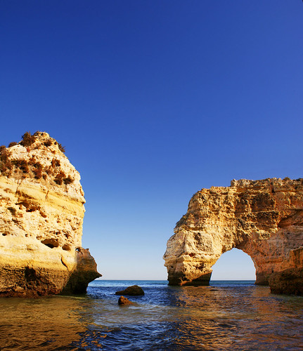 Praia da Marinha, Lagoa (Algarve, Portugal)