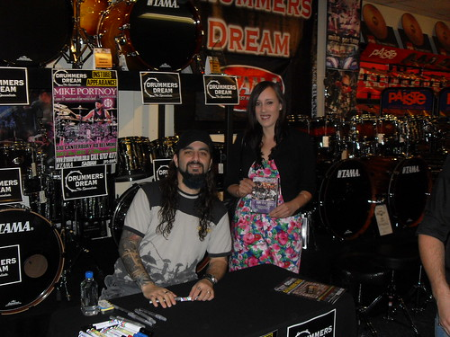 The Daily Frock - 05/12/09 (Or, The Day I Met Mike Portnoy Of Dream Theater!) ♥