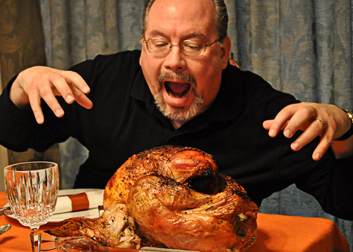 Dad vs. Turkey