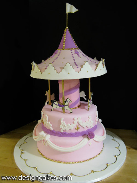 Carousel cake Flickr - Photo Sharing!