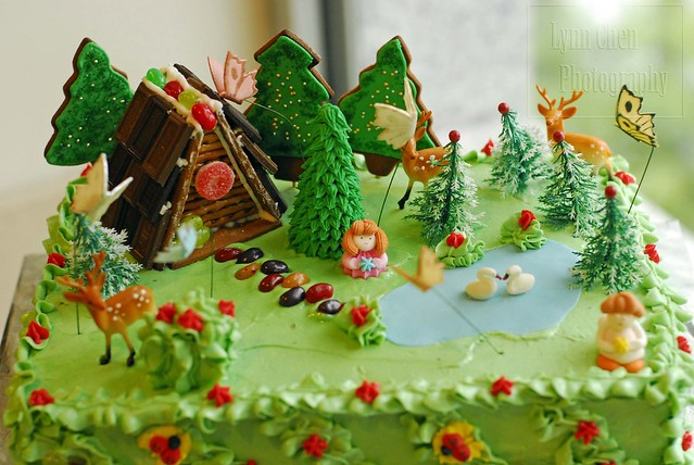 Birthday Cake Ideas Enchanted Forest Theme : Enchanted Forest Flickr - Photo Sharing!