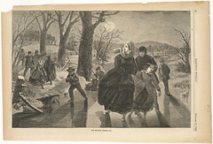 The skating season -- 1862