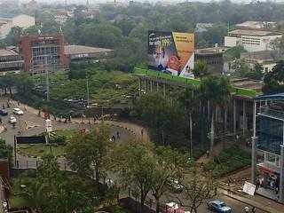 Kenya Commercial Bank, Achieng' Oneko Rd at Oginga Odinga Rd, Kisumu