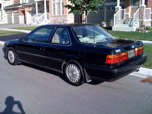 1990 Honda Accord Ex-r