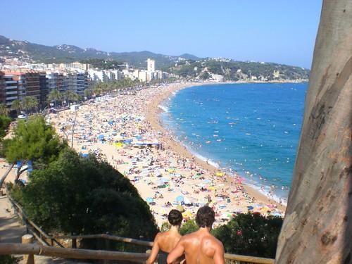 Spiaggia di Lloret de Mar