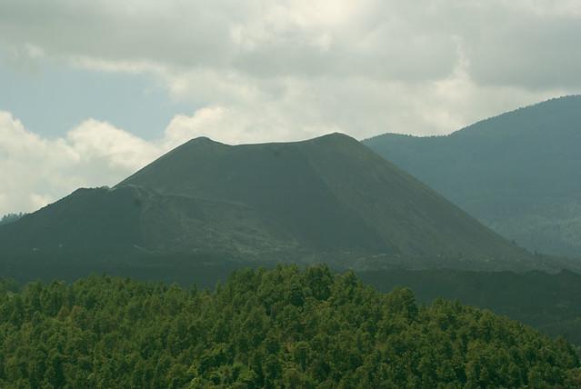 MICH - Volcán paricutín