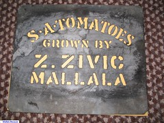 Stencil ZIVIC Tomatoes