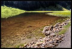 Wasserauen - Seealpsee - Santis 6391 [pseudo HDR]