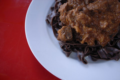Beef Goulash with pasta - _1040088 copy