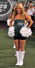 Football: Jets-v-Eagles, Sep 2009 - 04