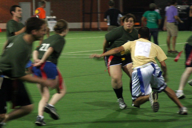 Pictures from Co-Rec Flag Football Game | Flickr - Photo ...