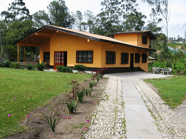 Casa de campo de el santuario antioquia flickr photo sharing - Casa en el campo ...
