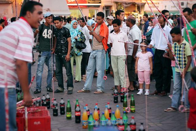 Marrakeshian Games
