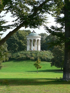 'In the Southern Part of the Englischer Garten' by Alistair Young